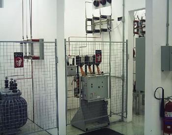 Assistência técnica cabine primária