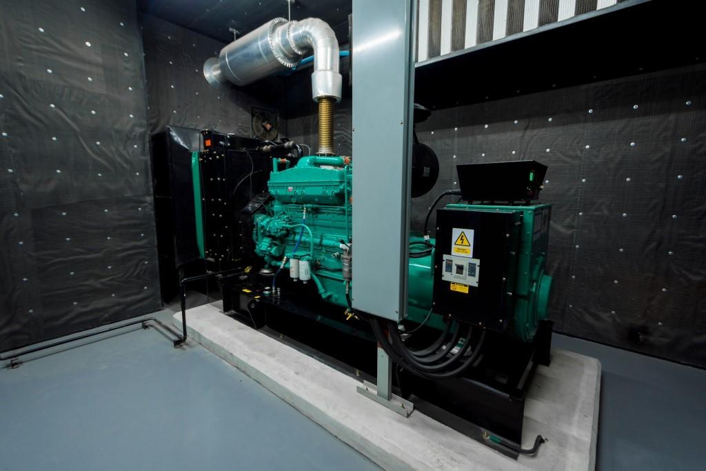 Manutenção geradores a diesel