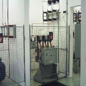 Manutenção corretiva de cabines primárias